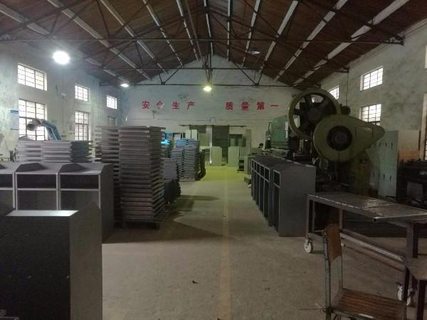 密集架工厂环境