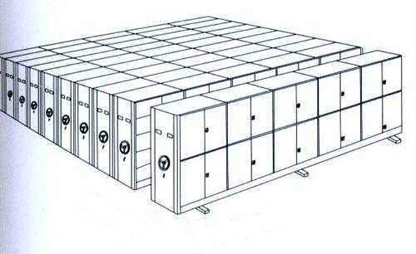 档案密集柜考察要好的工艺才能铸造好的产品