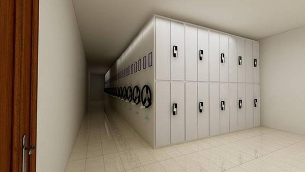 档案密集柜的设计摆放要严谨
