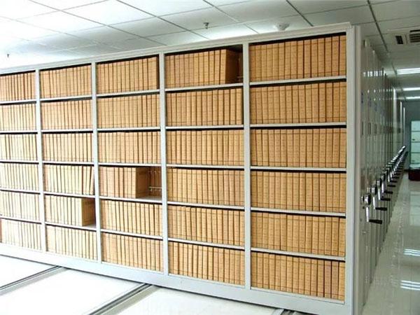 档案办公中日常如何维护密集柜
