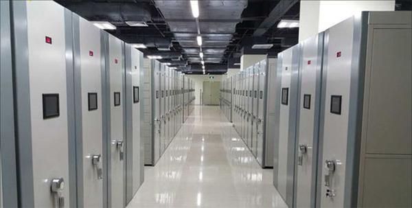 电动密集架的三大安全防护系统