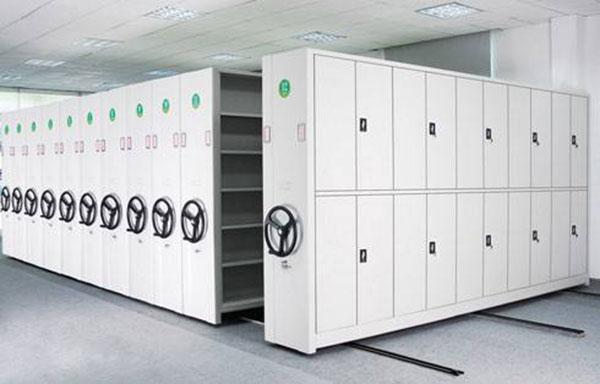 档案密集架的日常防锈保养和维护