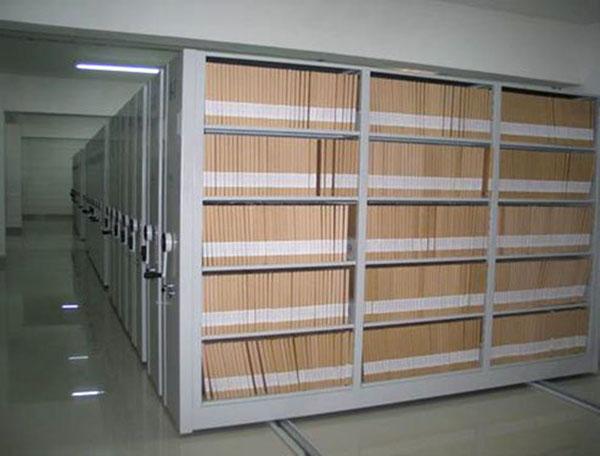 使用档案密集架带来的便利