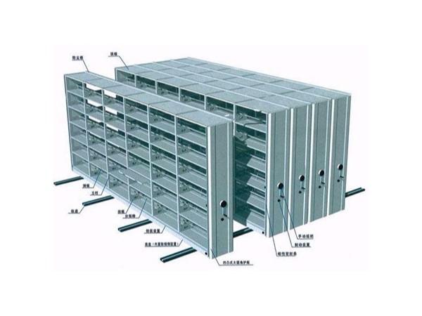 电动密集架有哪些优势哪?