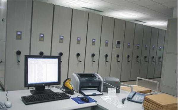 如何采购密集架能实现企业档案管理的最大化