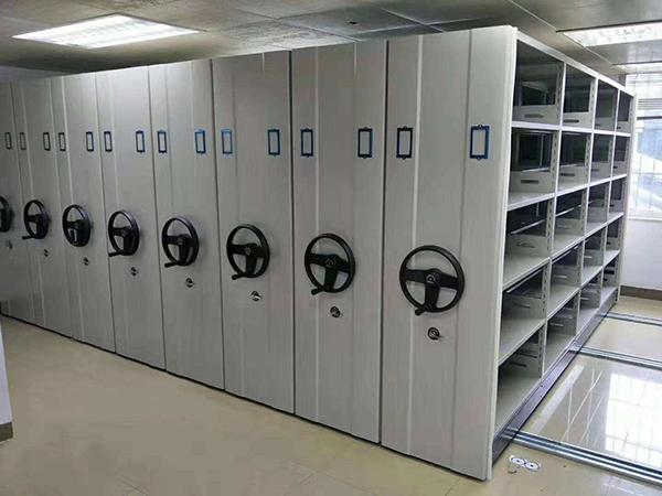 工程图纸档案为何要专门储存进行密集架档案室