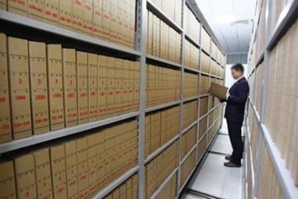 常规的档案密集架为何都是六层双柱式的