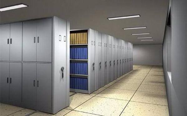 档案密集架安装使用