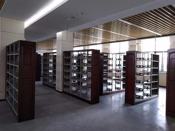 武新图书馆书架厂家陪你一起奋战高考