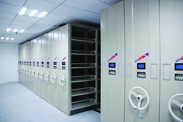 移动档案柜维护越来越有市场