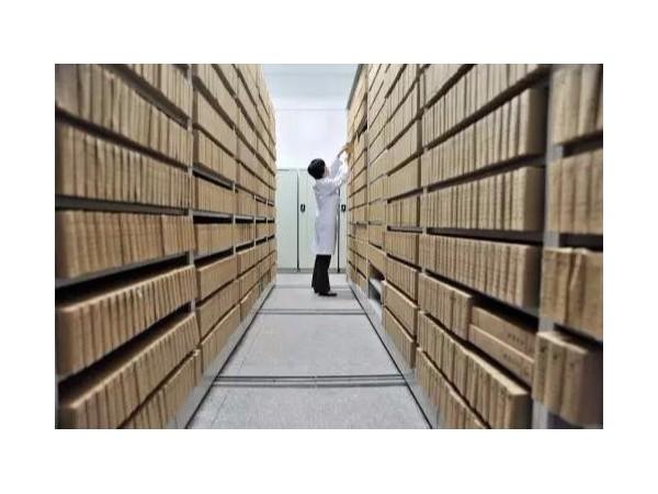 档案室为何选择安装密集架
