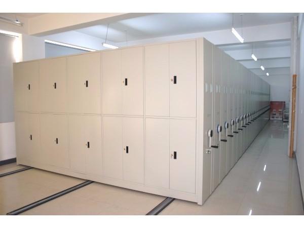 密集架和档案密集柜