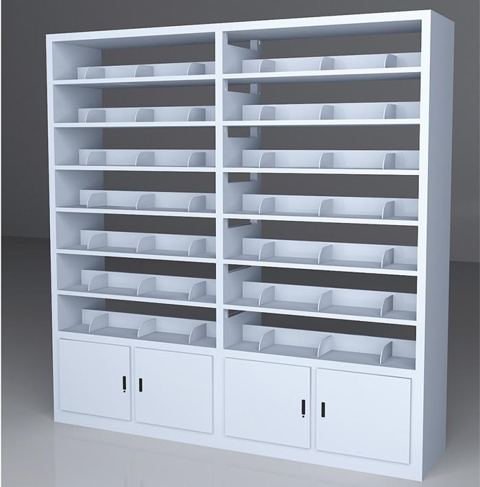 从铁皮文件柜来看铁艺家具的特征及发展