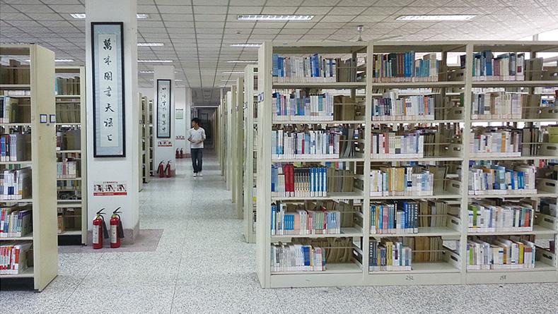 全钢制书架