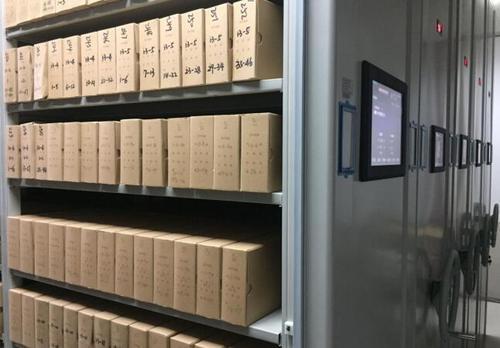 工程档案管理为何要用到密集柜